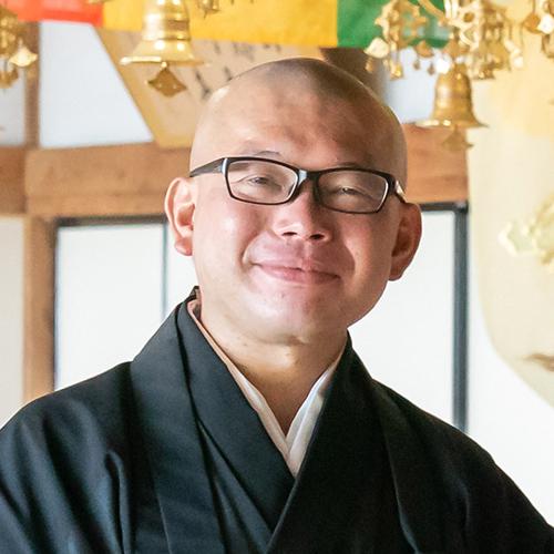 仏教にふれることで心と体に変革が起きました